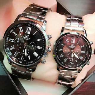 CASIO COUPLES WATCHES