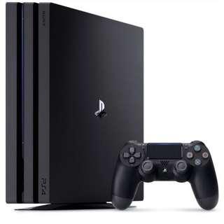 SALE: BNIB PS4 Pro 1TB