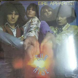 Eire Apparent ‎– Sunrise - Sealed Vinyl Record / LP - Psych Rock - Akarma Records AK 302