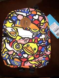 B duck 小背包
