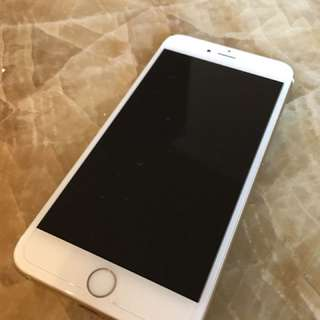 iPhone 6 Plus 128gb Gold 金色