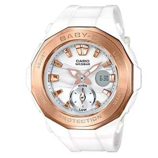 Preorder Casio Baby-G Beach Glamping Series Watch BGA220G-7A