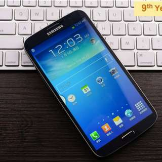 Samsung GALAXY Mega 6.3 LTE I9205  mobile phone black黑色