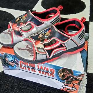 Marvel Boys Sandal