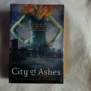 The Mortal Instruments City of Ashes