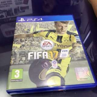 FIFA 2017 for PS4