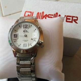 Jam tangan quick silver rantai