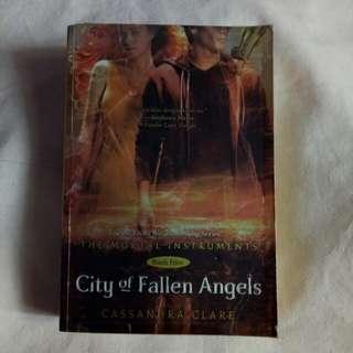 The Mortal Instruments City of Fallen Angels