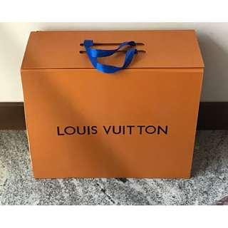 Louis Vuitton LV Large Box