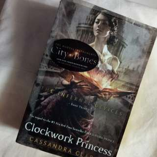 Clockwork Princess - english