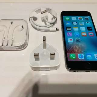 Iphone 6 Original 128GB Fullset Free Gift