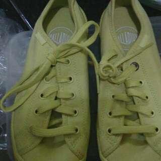 Palladium Sneakers light apple green