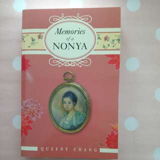 Memories of a nonya