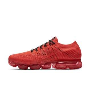 全新 Nike Air VaporMax FK / CLOT 男子跑步鞋 US 9.5