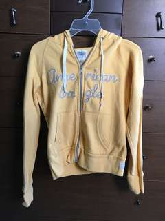 American Eagle Jacket with Hood Size S