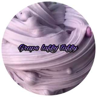 Grape laffy taffy