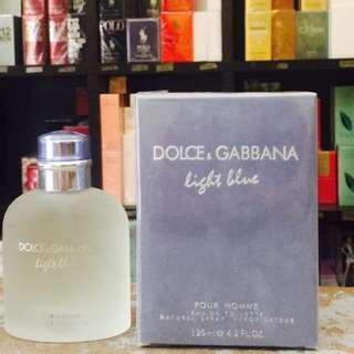 D&G Perfume Collections