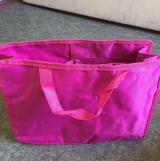 Bag Organizer (Fuschia)