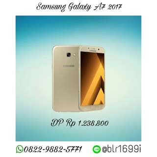 Kredit Samsung A7 2017, Tanpa Kartu Kredit