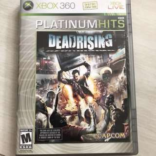 Xbox 360 Game - Dead Rising by Capcom