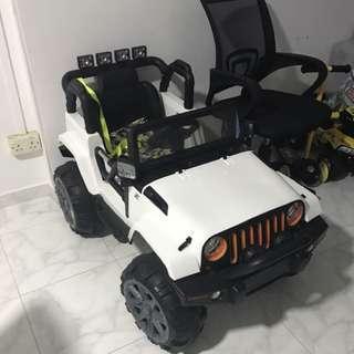 RideOn jeep