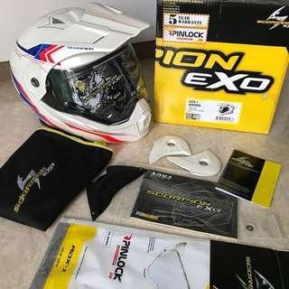 Dual Sport Flip Up Helmet