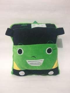 Tas boneka ransel tayo hijau/ tas anak pg