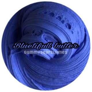 Bluetifull butter