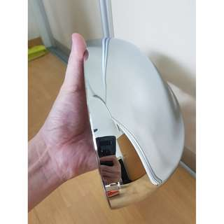 VW Volkswagen Chrome Side Mirror Covers Caps (New) - 1 Set (Left & Right) for Sale