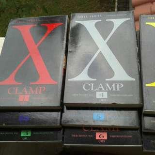 Chinese Comics : X Clamp