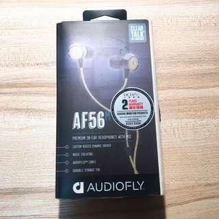 Audiofly有線耳機連咪
