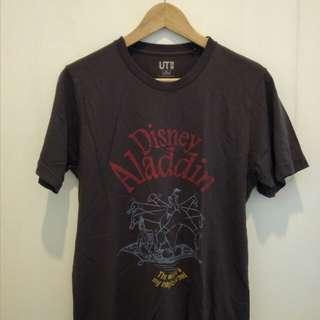 Disney T-shirt Dark Grey by Uniqlo