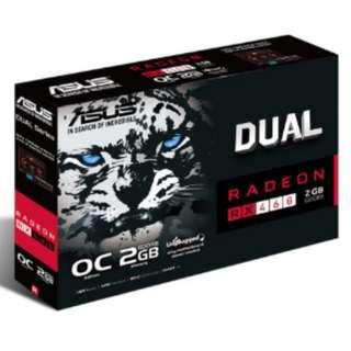 ASUS Dual series Radeon RX 460