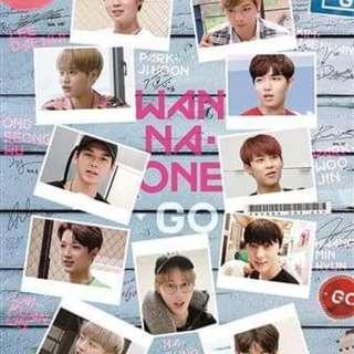 Wanna One - Wanna One Go DVD