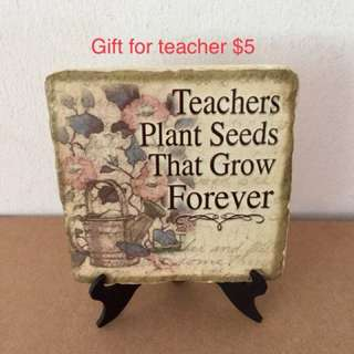 Teacher Day gift