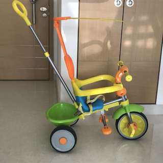Toddlers tricycle