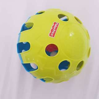 Fisher price clutch ball