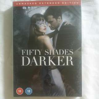 [Movie Empire] Fifty Shades Darker Movie DVD