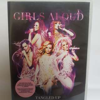 Tangled Up Live from the O2 2008 by Girls Aloud