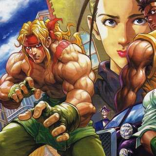 street fighter 3 comics full set with street fighter 3 3rd strike