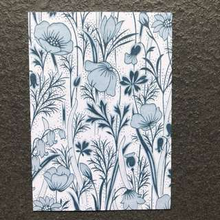 Pattern Postcard