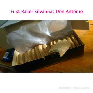 First Baker Silvannas