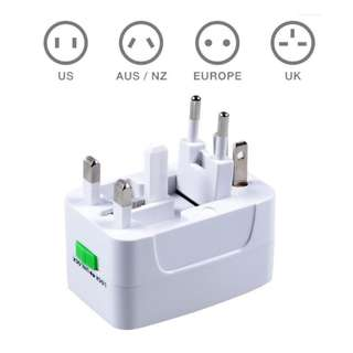 Dual USB Universal Travel Adapter
