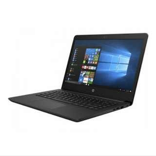 kredit tercepat cuma 3 menit laptop HP bs001tx Ram 4gb Core i3