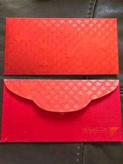 Limited Edition Red Packets from Paragon (Singapore)