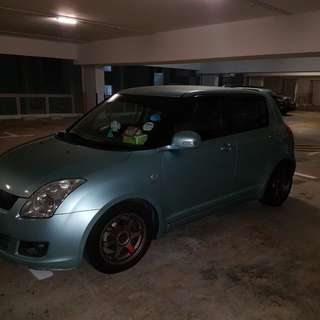 Suzuki swift Dekit