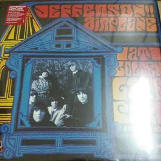 Jefferson Airplane ‎– At Golden Gate Park (May 7 1969) - Sealed Vinyl Record / 2xLP - Psych Rock - CHARLY L 167