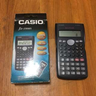 🚚 Casio fx-350MS 計算機
