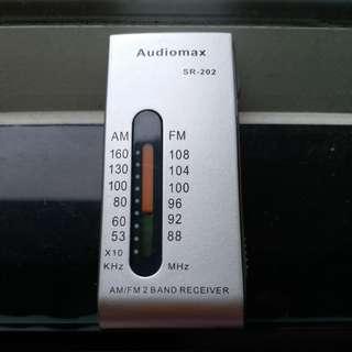 Dse收音機 audiomax