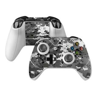 [instocks] XboxOne/PS4 Controller DecalGirl Digital Camo Skin